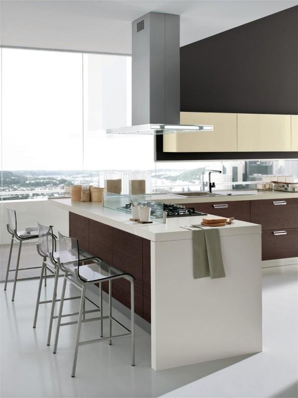 küchen inspiration italienische küche modernes design