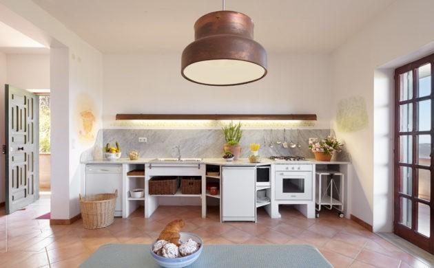 Küchen Inspiration Im Italienischen Stil Für Eine Individuelle  Küchengestaltung