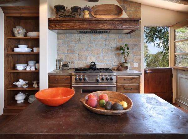 küchen inspiration italienisches design rustikale küche