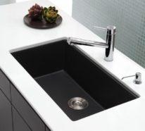 Küchenspüle aus Granit – eine wunderbare Alternative für die moderne Küche