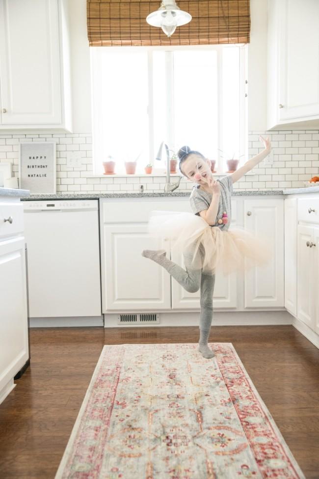 kindergeburtstag ideen tanzendes kind