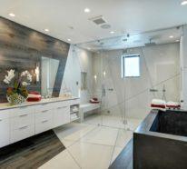 laminat an die wand bringen und f r ein stilvolles. Black Bedroom Furniture Sets. Home Design Ideas