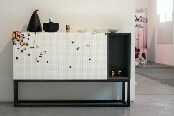Modulare Möbel, kompatibel mit Lego Ideen für Ihre Inneneinrichtung ...