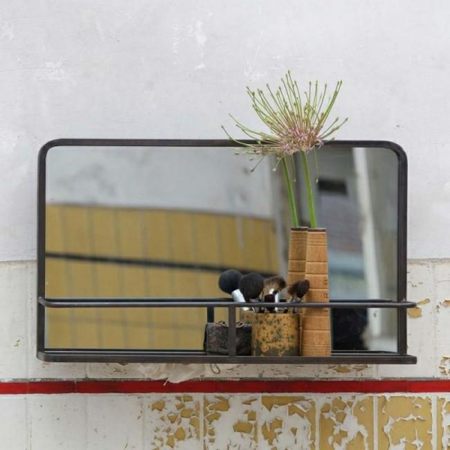 mini rahmen und design Badezimmerspiegel
