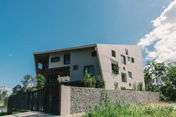 Moderne architektur window house in formezo fresh ideen f r das interieur dekoration und - Architektur ansicht ...