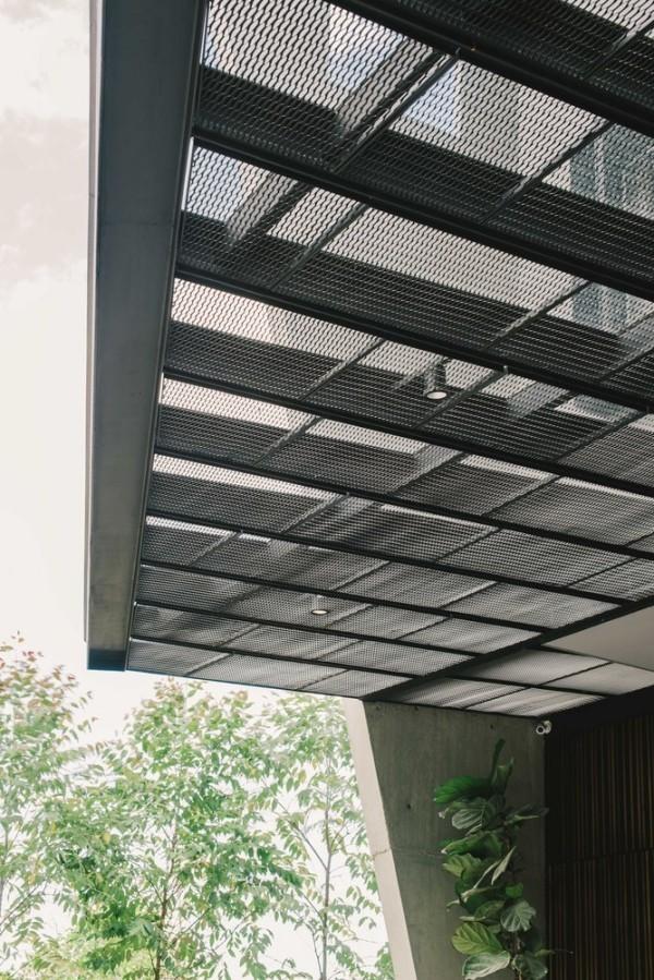 moderne architektur das dach