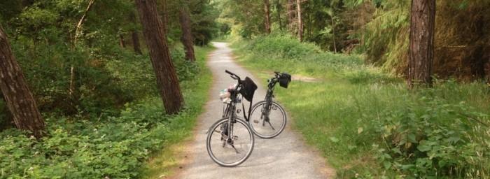 nachhaltig reisen nachhaltig leben fahrrad fahren