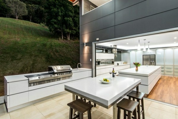 Outdoor Küche Design : Outdoor küche und grills five stars italy design gasgrills five