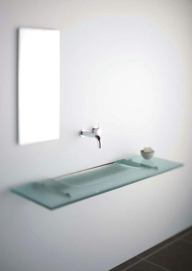rechteckig und nahtlos Badezimmerspiegel