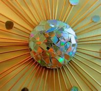 Recycling Basteln mit CDs- die besten Upcycling Ideen, um Haus und Garten zu dekorieren