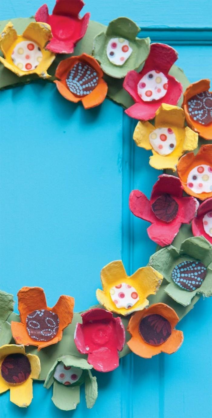 recycling basteln mit eierkarton 42 kreative und umweltschonende ideen. Black Bedroom Furniture Sets. Home Design Ideas