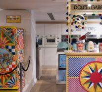 """Die kreativen Haushaltsgeräte """"Sicily is my Love"""" Dolce & Gabbana und X Smeg"""
