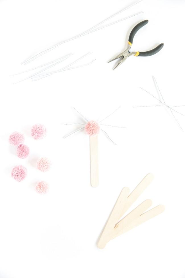 scheren und andere materialien kindergeburtstag ideen