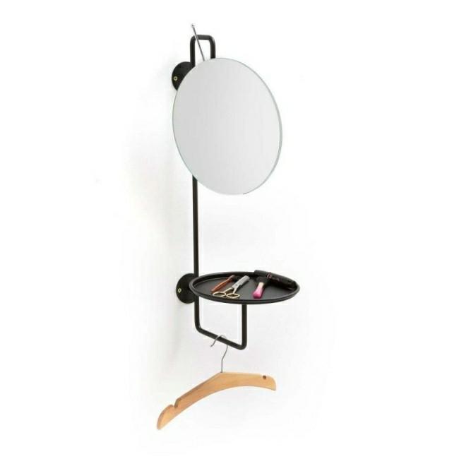 spiegel wie eine leuchte Badezimmerspiegel