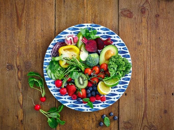 superfood gesund obst gemüse was tun gegen heißhunger