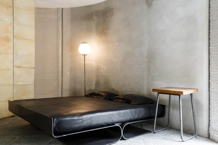 tramhaus moderne schlafzimmereinrichtung