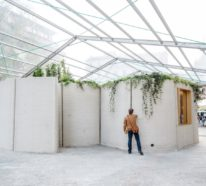 3D moderne Wände- zukunftsweisende moderne Inneneinrichtung von Massimiliano Locatelli