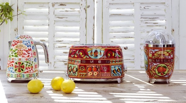 vintage dekoration haushaltsgeräte