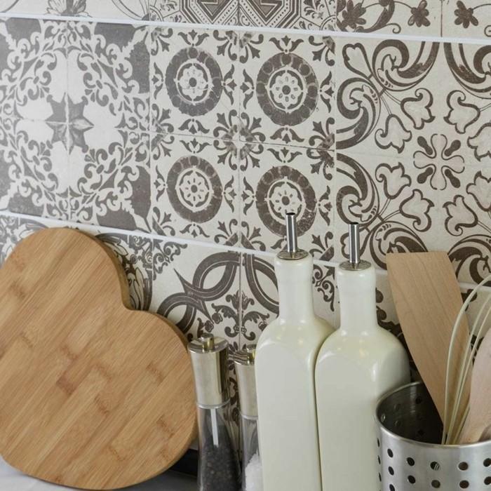 vintage fliesen verleihen jedem raum einen individuellen. Black Bedroom Furniture Sets. Home Design Ideas
