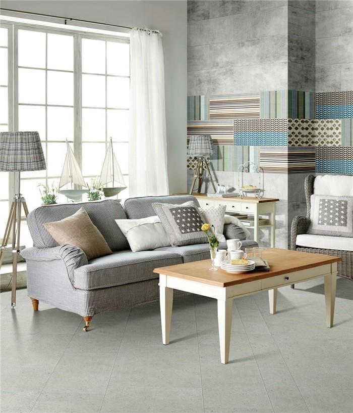wandfliesen wohnzimmer frisches wanddesign gemütliches wohnzimmer einrichten