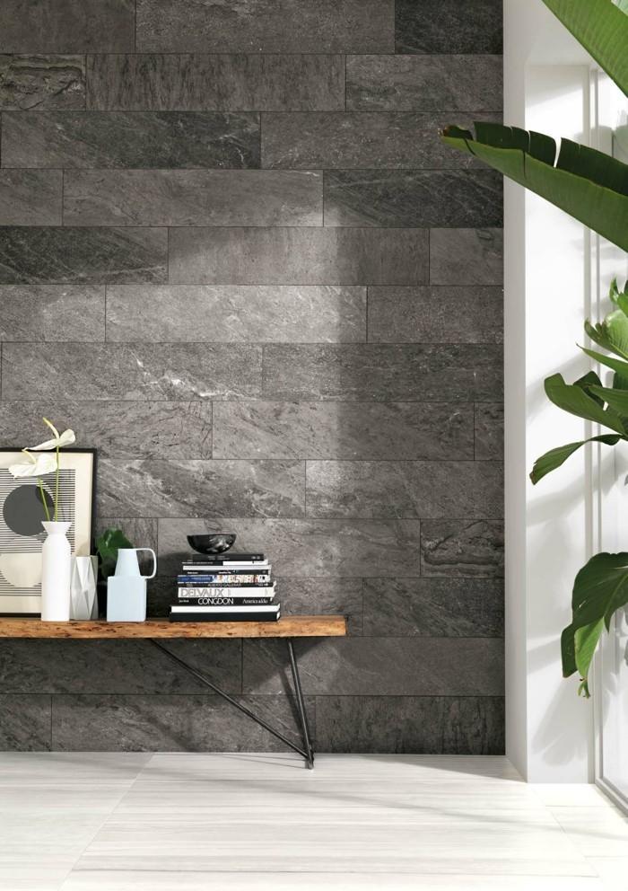 wandfliesen wohnzimmer modernes design trendige farbe