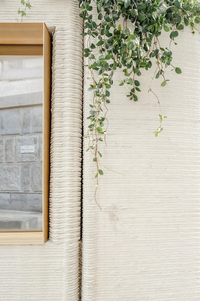wandgestaltung mit pflanzen traumhaus