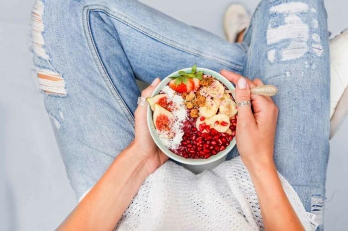 was tun gegen heißhunger attacken gesundes frühstück