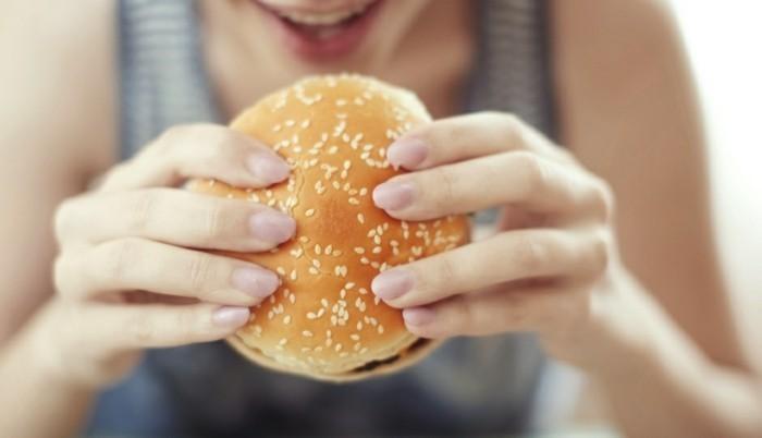 was tun gegen heißhunger brötchen essen