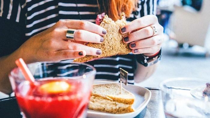 was tun gegen heißhunger gesunde nahrung