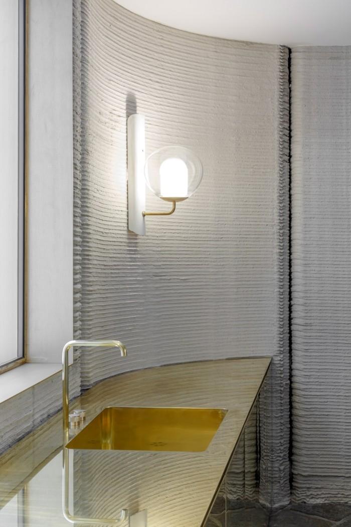 waschbecken badezimmergestaltung tramhaus