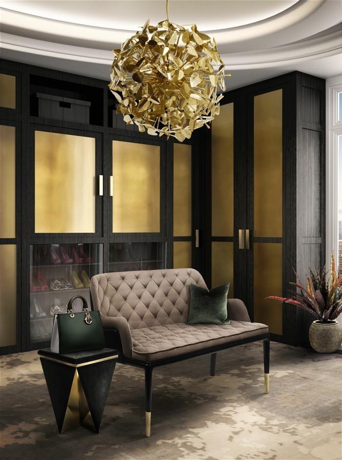 42 wohnzimmer lampen und leuchten und was die trends 2018 - Leuchten wohnzimmer ...