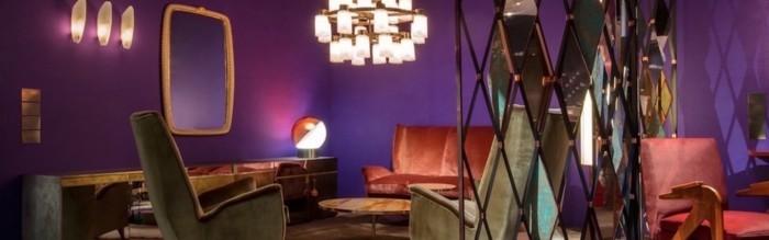 wohnzimmer lampen leuchten trends 2018 stilmix luxus