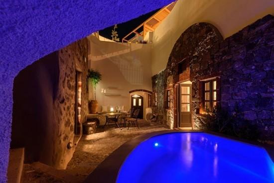 Casa Santantonio Santorini Griechenland magisch anziehend