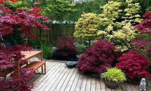 Feng Shui Regeln Gartenideen