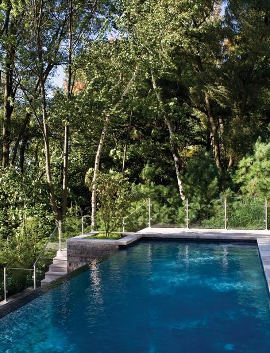 Garten Pool modern Ideen