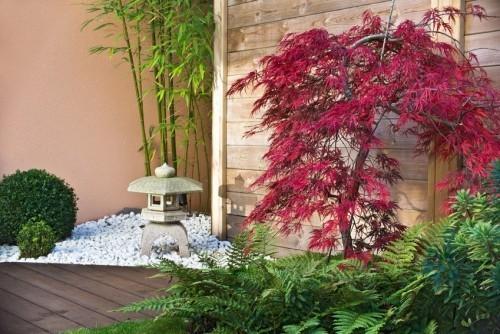 Gartenideen jeden Gartenbereich gestalten nach Feng Shui