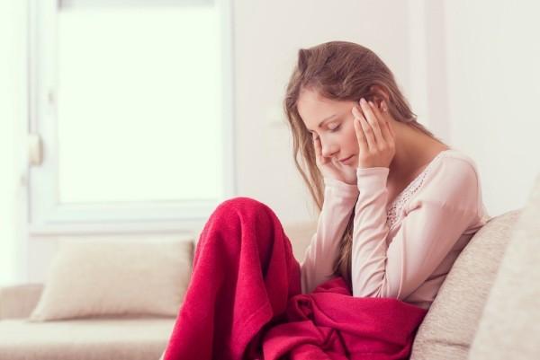 Negative Gedanken die Gesundheit beeinflussen eine Auszeit benötigen