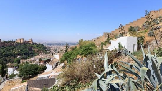 Spanien Granada viel Natur Geschichte und tolle Sehenswürdigkeiten