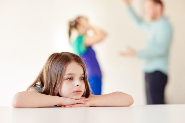 Streit in der Familie sehr negativ kleine Kinder Auszeit neue Kräfte tanken