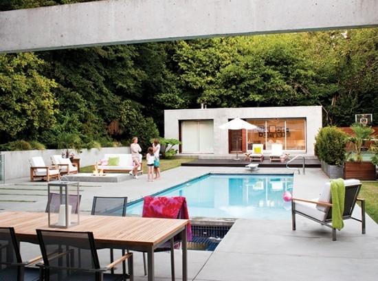 Swimming Pool Garten ideen