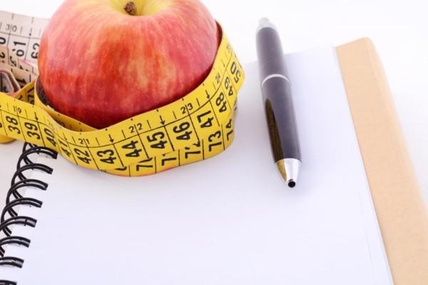 abnehmen tipps und tricks apfel essen büro