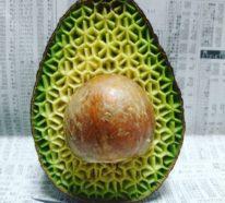 Deko Ideen U2013 Fruit Carving Und Mehr Aus Lebensmitteln