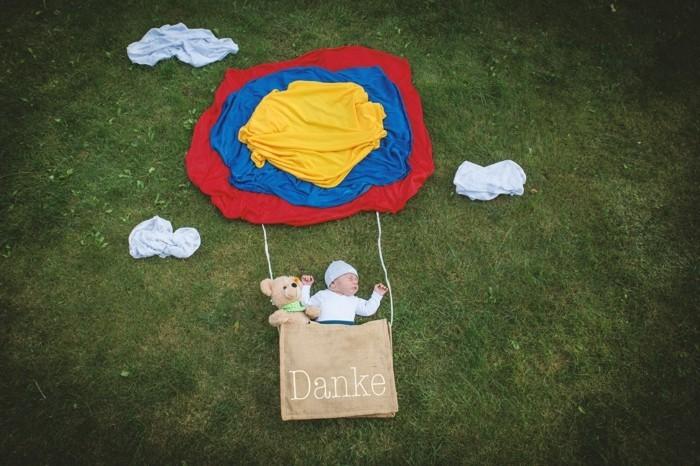 baby fotos ideen fotoshooting ideen kreativ lustige babybilder dank