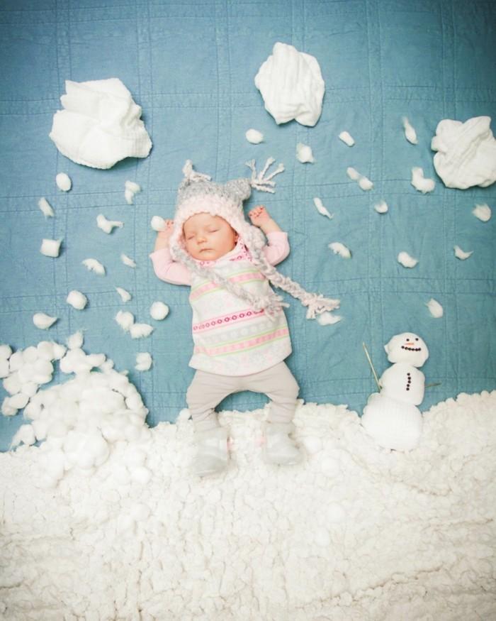 Ber 40 coole baby fotos ideen f r ein kreatives fotoshooting - Baby bilder ideen ...