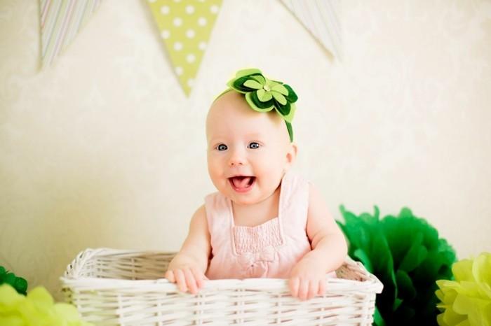 baby fotos ideen fotoshooting ideen kreativ lustige babybilder ueberraschung