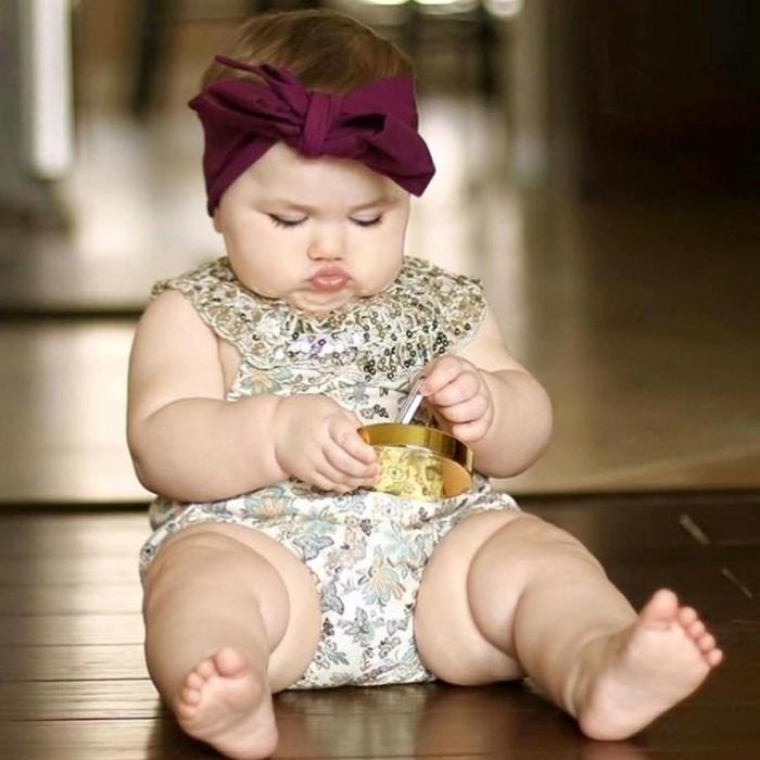 baby fotos ideen fotoshooting ideen kreativ lustige babybilder