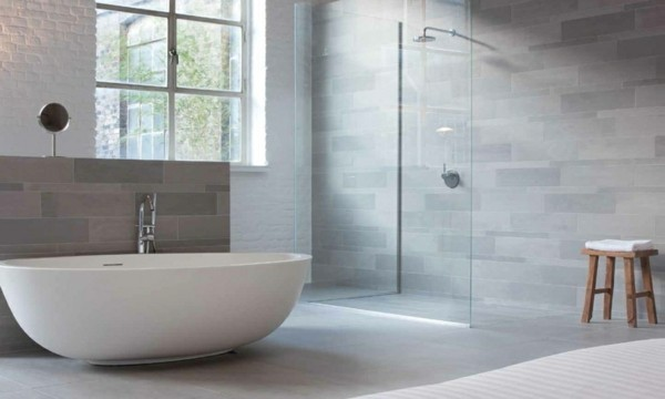 Light Grey Bathroom Tiles Designs Amazing Bathroom Decorating