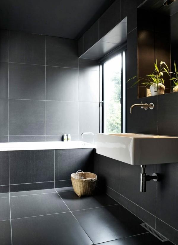 Badezimmer Grau Ideen Fur Ein Zeitloses Und Trendiges Baddesign