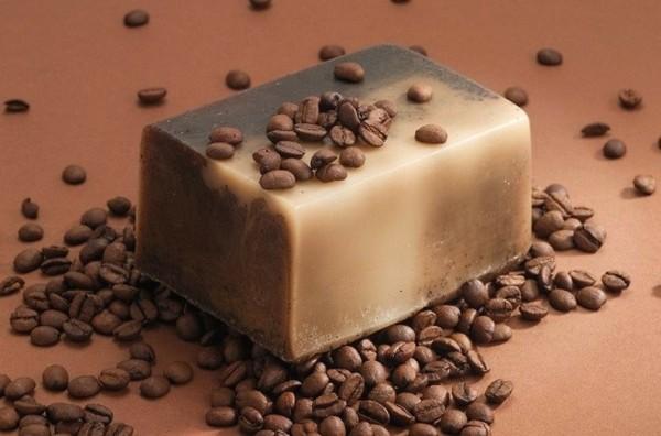 diy seife aus kaffeesatz