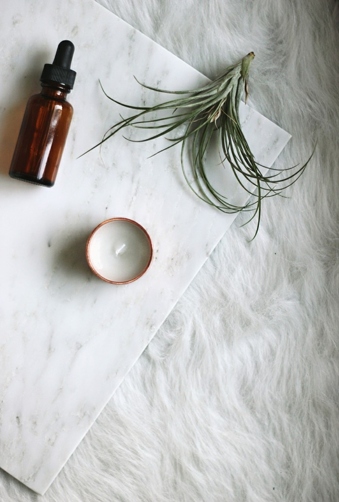 duftkerzen selber machen aetherische oele glas